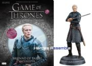 Game Of Thrones Official Collector's Models #09 Brienne Of Tarth Figurine & Magazine Eaglemoss